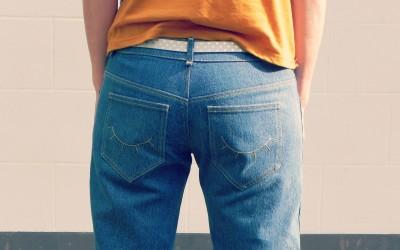 Pop-corn – le jeans boyfriend