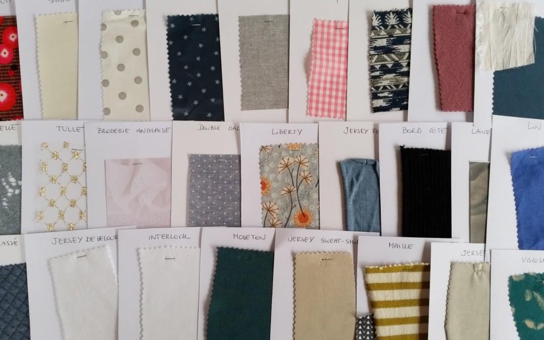 8 conseils qui peuvent t'aider à choisir ton tissu