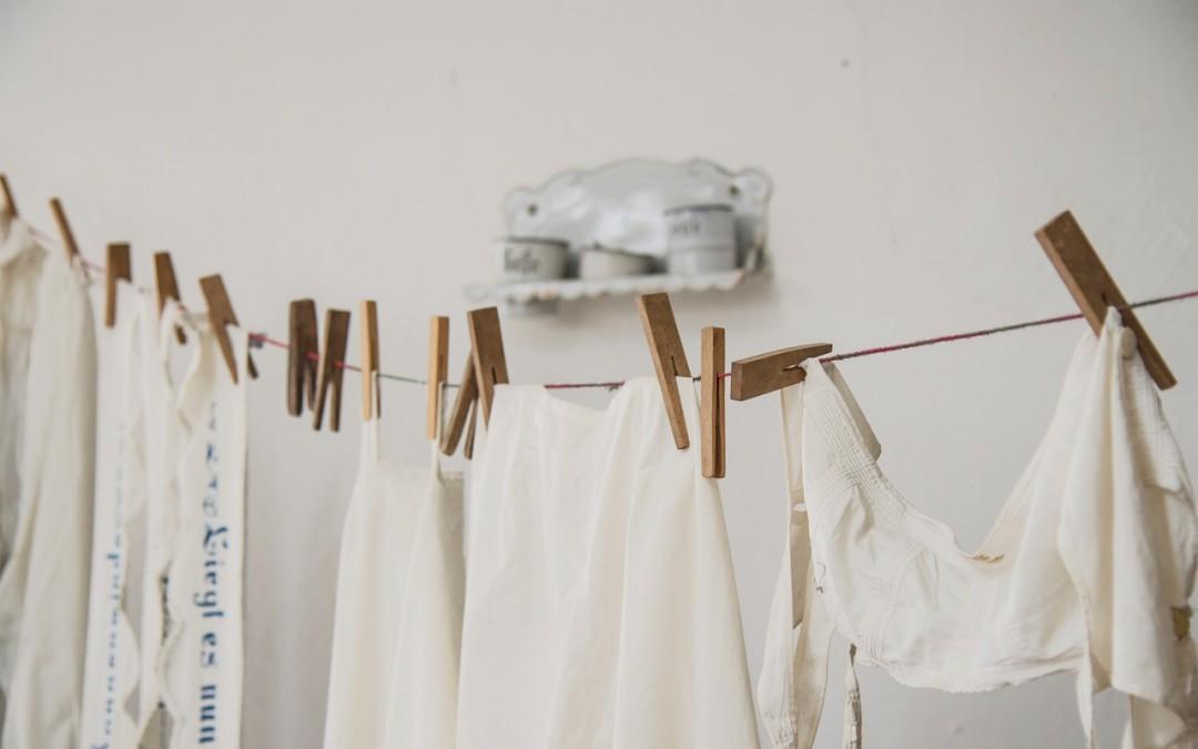5 choses à faire pour préparer ton tissu