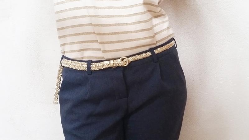 moderne et élégant à la mode Conception innovante collection entière Comment ajouter des passants à une ceinture? - patrons de ...