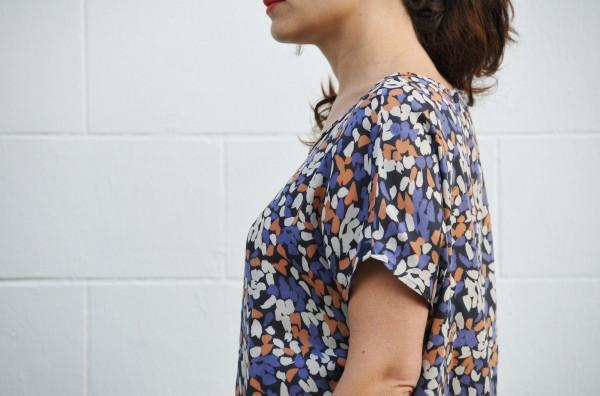 patron couture femme blouse Marguerite