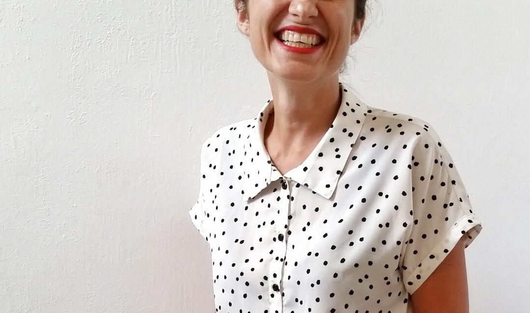 Le nouveau patron de couture femme : Parisette – la chemise citadine