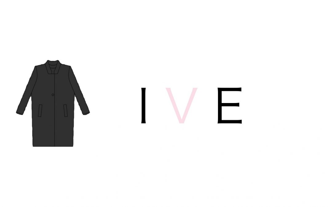 nouveau patron de couture femme : Ive – le manteau long