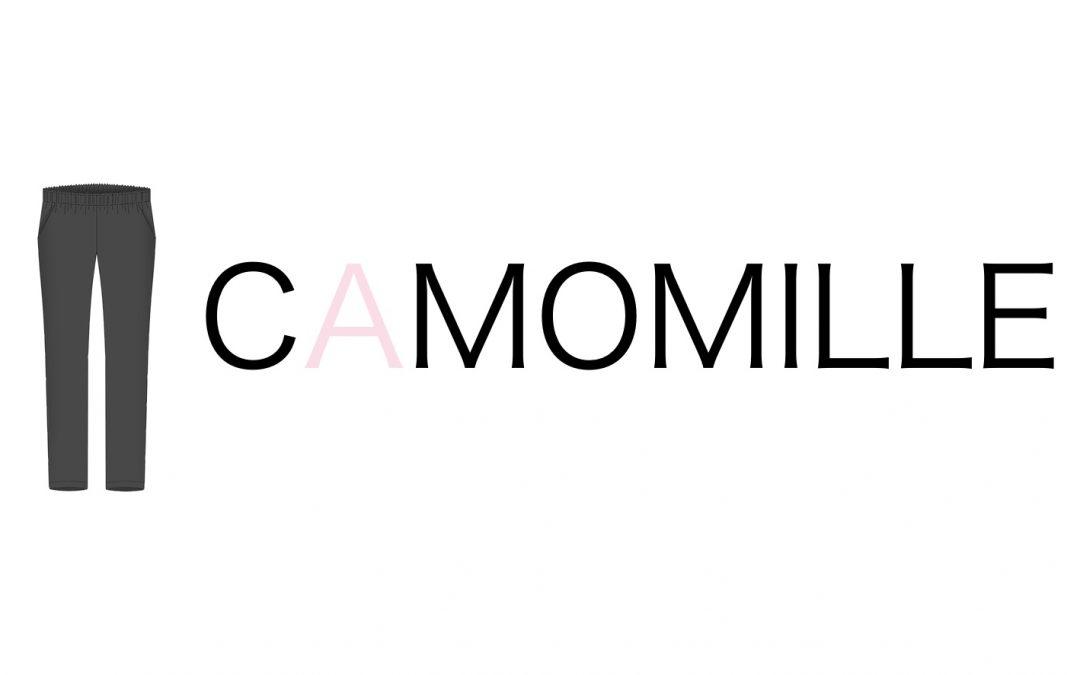 nouveau patron de couture femme : Camomille – le pantalon slow-life