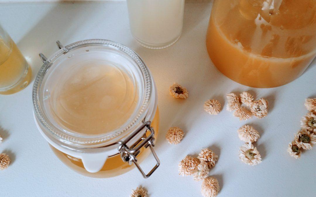 4 recettes de cosmétiques naturels